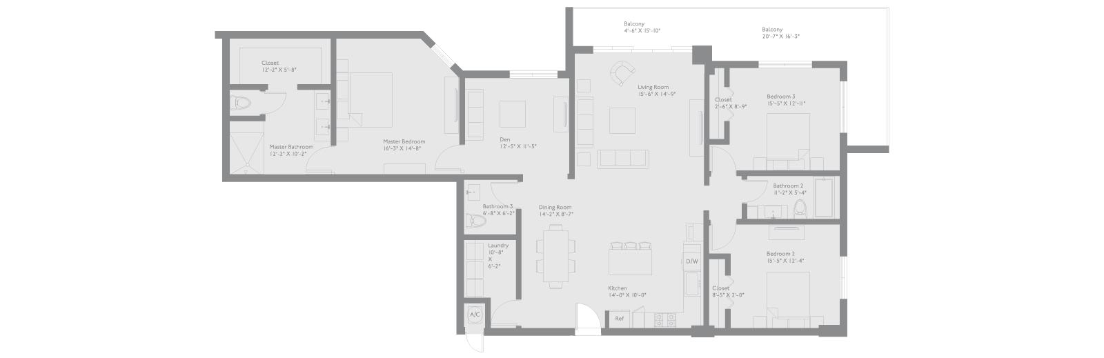 Arbor Floor Plan F 12 15 17