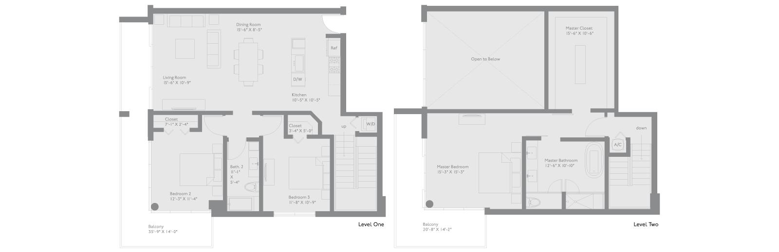 Arbor Floor Plan G 12 15 17