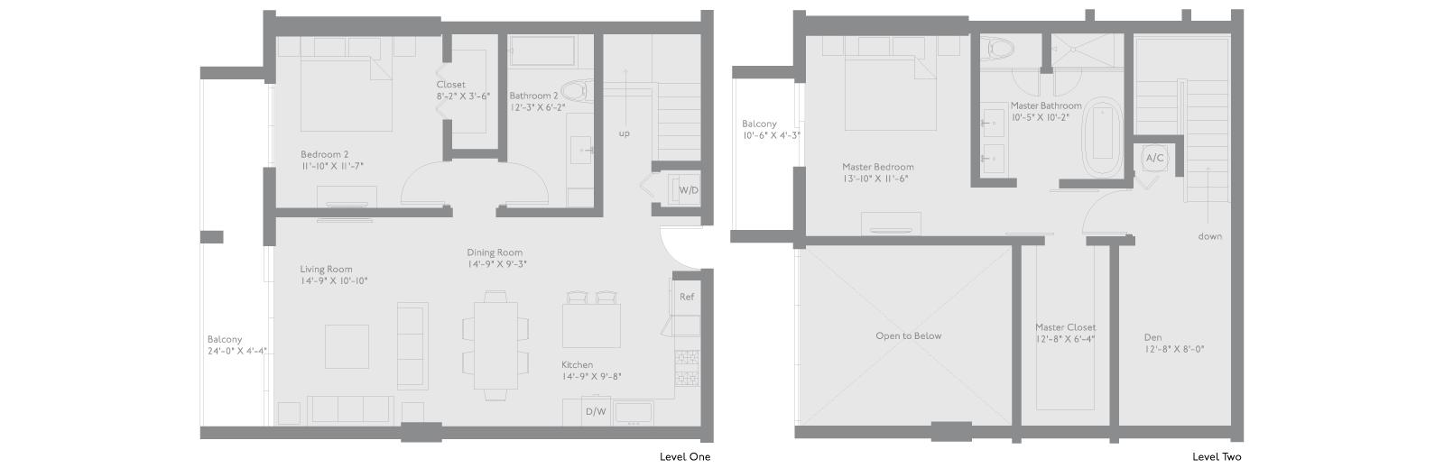 Arbor Floor Plan H 12 15 17