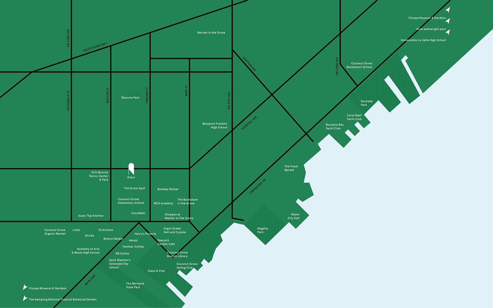 Arborneighborhoodmap